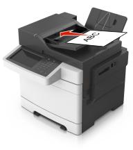 scanner lexmark cx410de