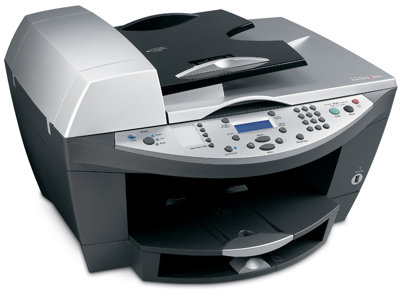 Lexmark 7100 Series All-In-One