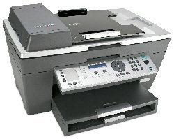 Lexmark 7300 Series All-In-One